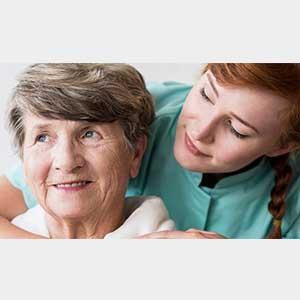 Sick Older Women
